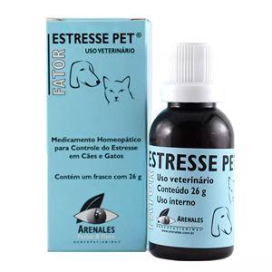 Fator Estresse Arenales Homeopatianimal 26G