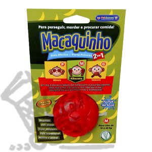 PET GAMES BRINQUEDO MACAQUINHO M