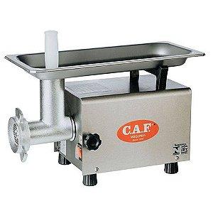 Picador Elétrico de Carnes Caf B-08 Inox - Bivolt