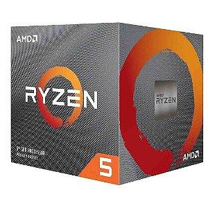 Processador AMD Ryzen 5 3600X Cache 32MB