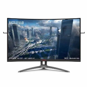 "Monitor Gamer AOC Sniper 27"" Full HD 75Hz 1ms VGA HDMI"