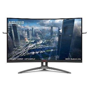 Monitor Gamer Curvo AOC 32 Polegadas - 165Hz