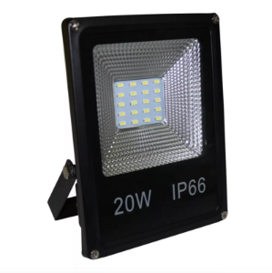Refletor LED  20w Slim SMD - Branco Frio