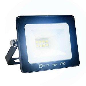 Refletor Led 10W SMD Eco - Branco Frio