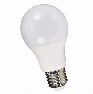 Kit 5 Lâmpada de LED Bulbo Plástico 16w - Branco Frio