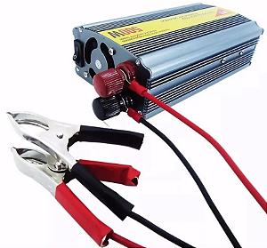 Inversor Veicular Conversor de Tensão 12v para 110V 500w