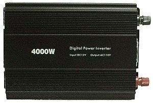 Inversor Veicular Conversor de Tensão 12v para 110V 4000w