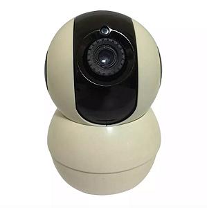 Câmera de Segurança Ip Wireless Wifi com Sensor de Movimento