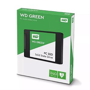 HD SSD WD Green 240GB