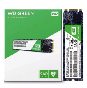 HD SSD M.2 WD Green 240gb