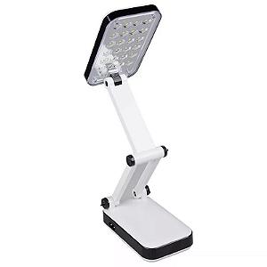 Luminária Led com Luz Branca LH-666