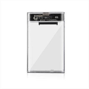 Case Sata HD Transparente 3.0 ECASE-320