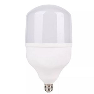 Kit 5 Lâmpada LED Bulbo Alta Potência 30w Branco Frio