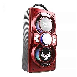 Caixa De Som Bluetooth Torre Com Microfone - VC - M874BT