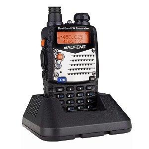 Rádio Comunicador Baofeng UV-5RA Profissional Longa Distância 12km