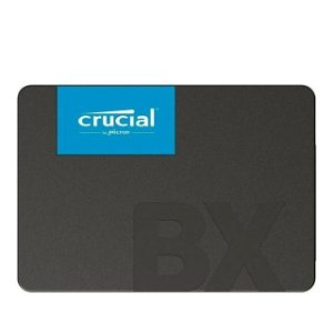 HD SSD 240GB Crucial Bx500 3d Nand 2,5 Sata III