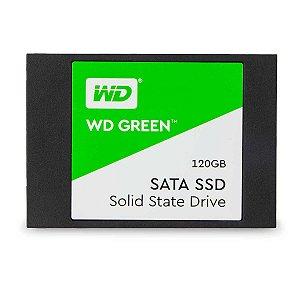 HD SSD 120GB WD Green SATA III