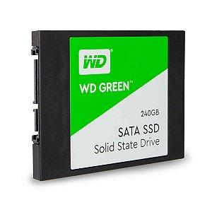 Hd SSD 240GB Wd Green SATA III