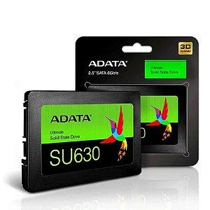 Hd Ssd 480Gb ADATA Qr Su630 Ss 2.5 Ultimate Sata III