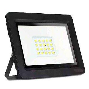 Refletor Led 50w SMD Eco Holofote - Branco Frio