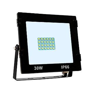 Refletor LED 30w Eco - Azul