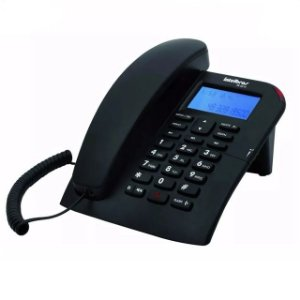 Telefone Tc60 Intelbras Visor Viva-voz Identificador Chamada