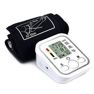 Medidor De Pressão Arterial Digital - Pulsação De Braço