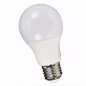 Kit 2 Lâmpada LED 16w Bulbo Plástico - Branco Frio