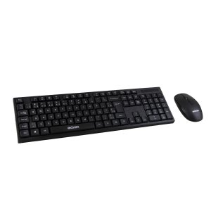 Kit Teclado E Mouse Sem Fio Wireless BK-S370 Usb 2.4g