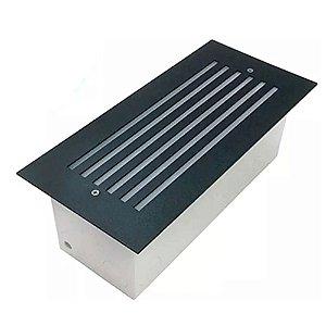 Balizador  Retangular  Grade  Megalux  308 G9