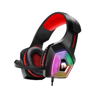 Fone Headset Gamer X-Soldado Gh-x2000 7.1 Plugue P2 - RGB