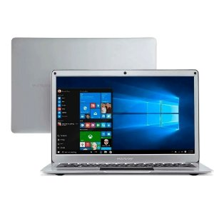 Notebook Multilaser Legacy Air Celeron 4Gb 64Gb SSD+MicroSD Windows 10