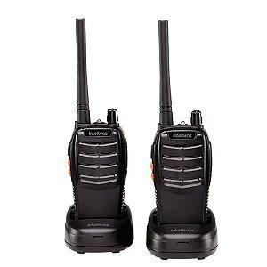 Rádio Comunicador Intelbras Walk Talk Longo Alcance RC 3002