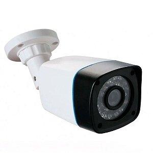 Câmera de Segurança Cftv Ahd 24 LEDs 1.3 Mp Ir Cut 50m 720p Hd