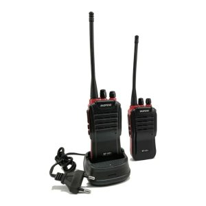 Rádio Comunicador Baofeng A5+ Walkie Talkie Longa Distância