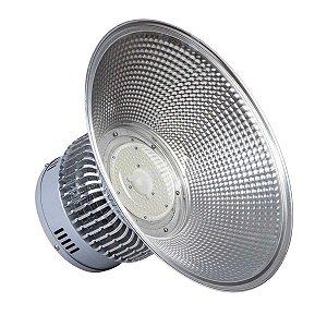 Luminária LED Ufo High Bay 100w Galpão Industrial –  Branco Frio
