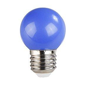 Lâmpada de LED 3w Bolinha Bulbo G45 - Bivolt