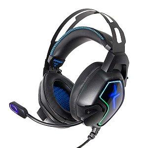 Fone De Ouvido Headset Gamer X-Soldado GH-X8000