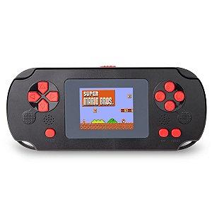 Mini  Game Portátil Com 268 Jogos  Clássicos Retrô GC31-268