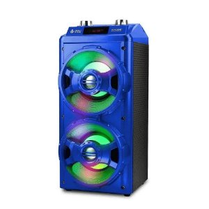 Caixa de Som Amplificada Torre Bluetooth 12w Wireless - VC-M710QBT