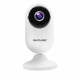 Câmera De Segurança Multilaser  Wi-fi  SE223 Full HD Visão Noturna