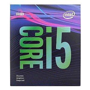 Processador Intel Core i5 9400f 2.90 Ghz 9 Mb Cache Gamer