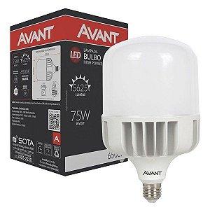 Lâmpada LED Bulbo de Alta Potência 75W Bivolt Avant - Branco Frio