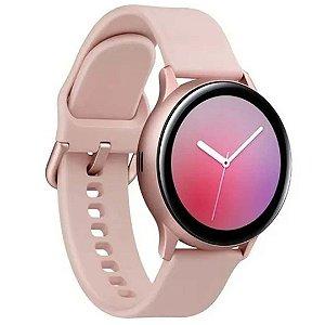 Relógio Smartwatch Samsung Galaxy Active2 R835 Vida Saudável - Rosa