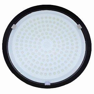 Luminária LED Ufo High Bay 100w Redondo – Branco Frio