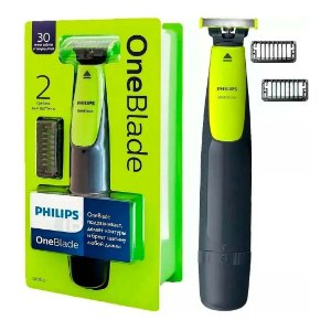 Barbeador Elétrico Philips One Blade Prova D' água