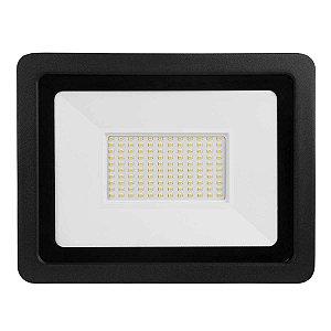 Refletor de LED Eco SMD 200w IP66 - Branco Quente