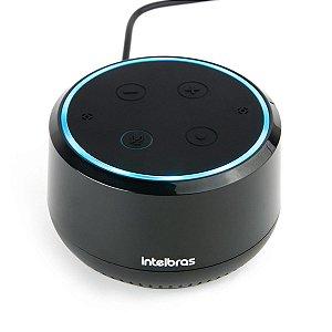 Smart Speaker Intelbras Izy Speak Amazon Alexa Comando Voz