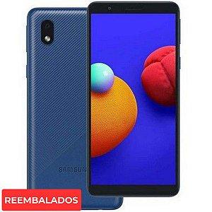 Smartphone Samsung Galaxy A01 Core 32gb 2gb Câm 13MP FULL HD - Azul