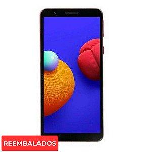 Smartphone Samsung Galaxy A1 Core 32Gb Câmera 8MP Vermelho